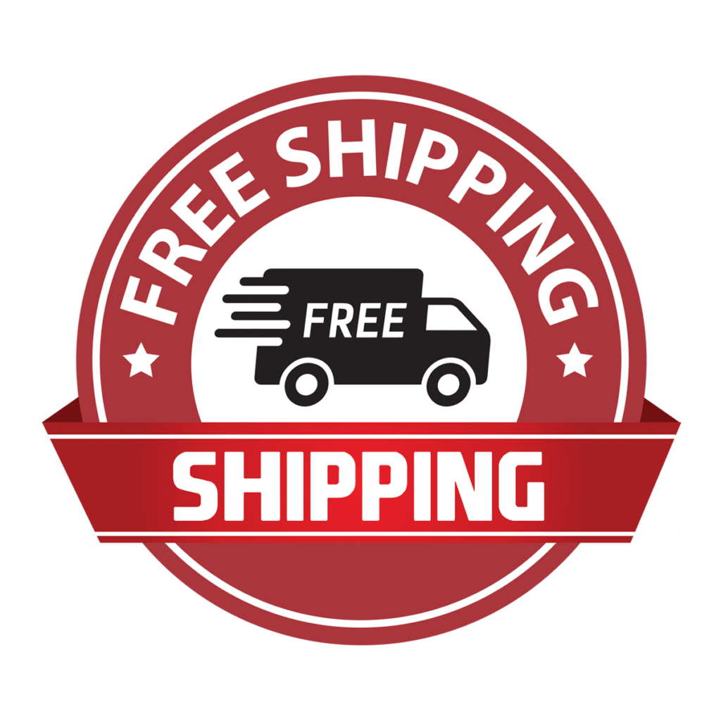 Buyers love free shipping on eBay