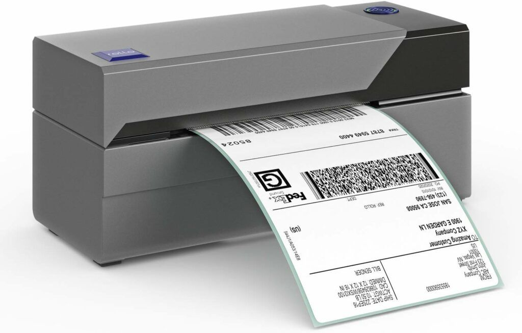 Rollo Thermal Label Printer