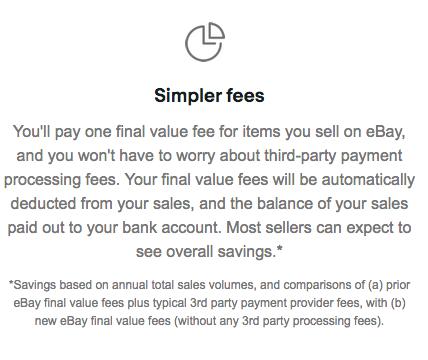Simpler fees